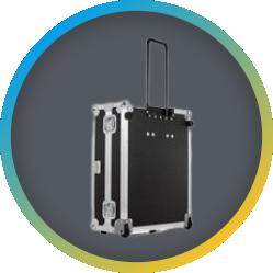 prepravné kufre